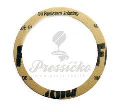 Papierová podložka hlavy kávovaru 73x59x0.8 mm, 10 ks