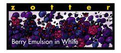 Zotter čokoláda Berry Emulsion in White 70g
