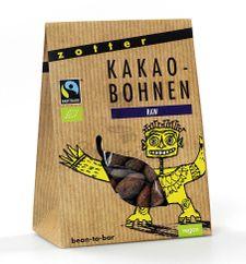 ZOTTER Kakaové bôby nepražené, 100g