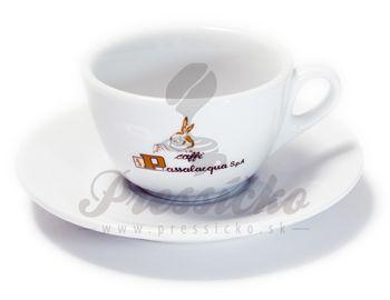 Cappuccino šálka Passalacqua s podšálkou