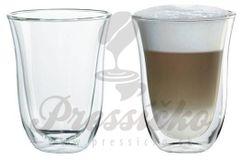 Latte macchiato poháriky DeLonghi 2ks