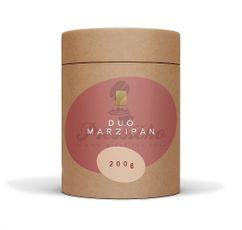 LYRA Duo marzipan, marcipán v mliečnej a horkej čokoláde, 200g