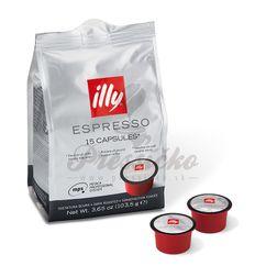 Mitaca kapsule tmavo pražená káva, 15 ks