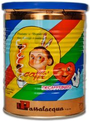 Passalacqua Deup, mletá káve bez kofeínu 250g